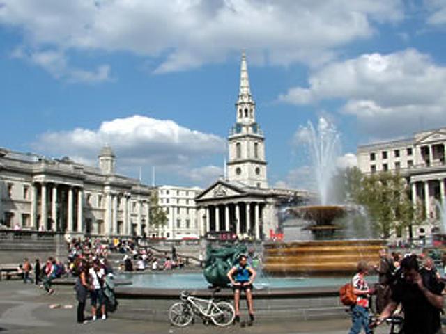Trafalgar Square 2.