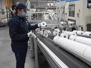 Megdrágulhatnak a vécépapírok, papírzsebkendők és papírtörlők a Vajda-Papír szerint