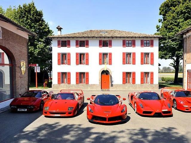 14. Ferrari