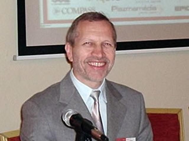 Jungbauer József, a VISZ elnöke