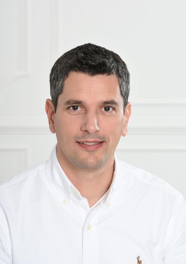 Czachesz Gábor, az OTP Alapkezelő Zrt. befektetési igazgatója