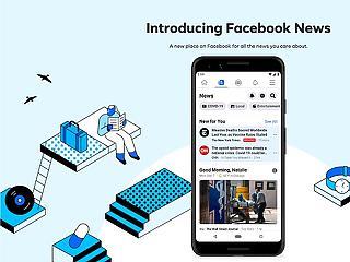 Áttörés: egy új app, és  fizetni fog a kiadóknak a hírekért a Facebook