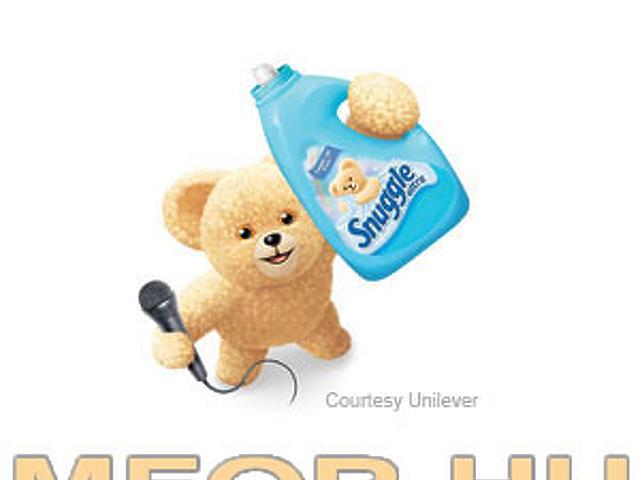 Coccolino maci (Snuggle the Bear)