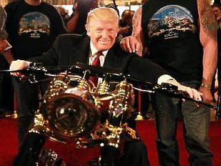 Íme egy ember, aki nem ijed meg az amerikai elnöktől