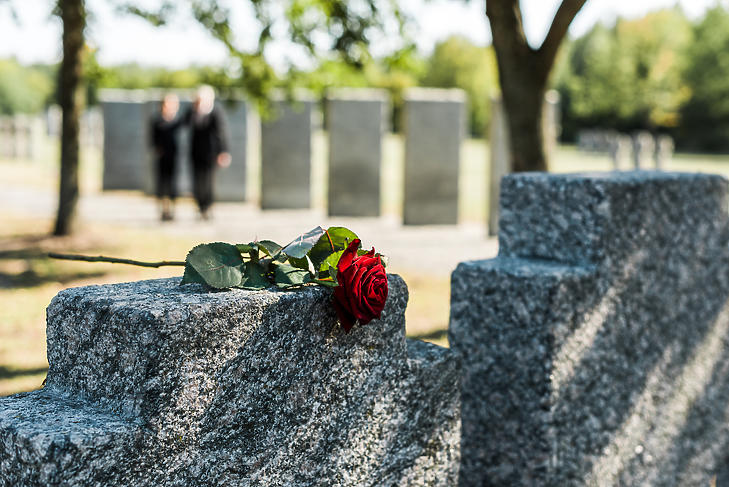 Az első negyedévben 22 százalékkal ugrott meg a halálozás. Fotó: Depositphotos