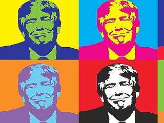 Trump kampányának támogatói főleg kiasadományozók