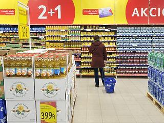 Befékezett a hazai kiskereskedelem