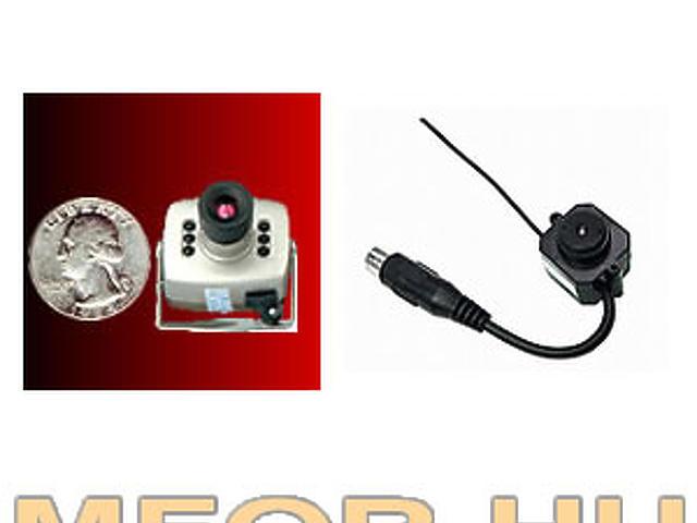 Mini kémkamerák