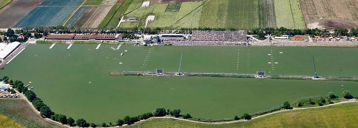 Szegedi Olimpiai Központ (Fotó: mnsk.hu)