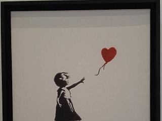 Banksy végre Budapesten