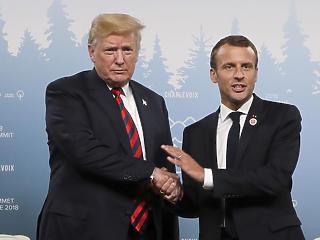 Trump bedobta a szabadkereskedelmi övezet ötletét