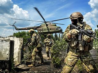 Amerikai haditengerészeticsapatok érkeznek Magyarországra