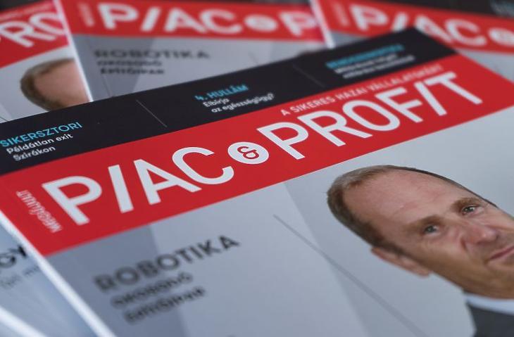 A Piac&Profit magazin legújabb száma