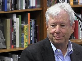 Richard Thaler amerikai közgazdász kapta meg a közgazdasági Nobel-emlékdíjat