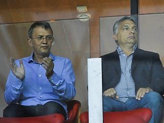 Garancsi megvett egy céget, kisvártatva meg is nyert egy félmilliárdos MÁV-melót