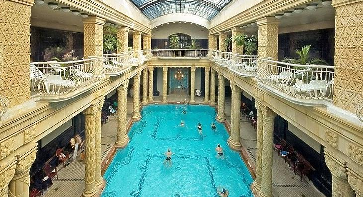 A Gellért szállodát be kell zárni, hogy teljesen felújítsák (forrás: MTI)