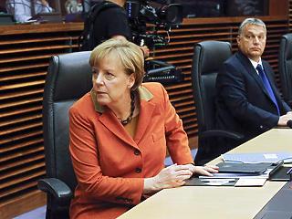 Merkel július 5-én fogadja Orbánt