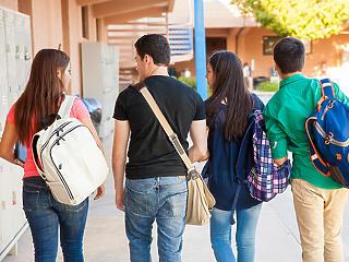 """Iskolapszichológus: """"A kamaszok szerint értelmetlen volt visszamenni egy hónapra"""""""