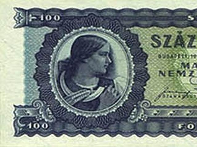 Száz forint - Magyarország