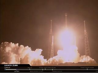 Titkos objektumot lőtt fel az űrbe a SpaceX