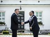 Orbán Viktor szerint kritikus fontosságú volt Andrzej Duda győzelme