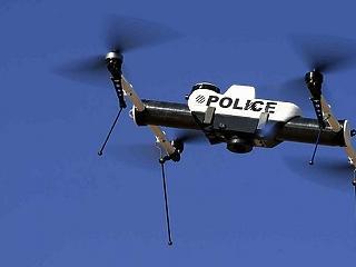 Halálos fegyverekkel akarják felszerelni a rendőrségi drónokat Amerikában