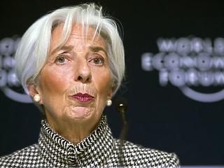 IMF-vezér Davosban: a jegybankok nélkül kellene várni az újabb válságot