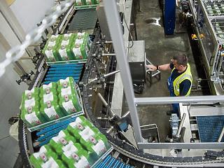 A Heineken többszázmilliós beruházásának felét kifizeti a magyar kormány