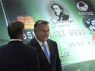 100 millió forintra emelik a hitelkeretet a Széchenyi kártya programban