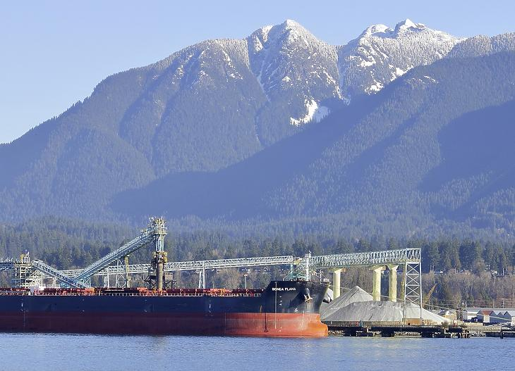 Akcióban a ContiPlus-futószalag Vancouverben. (Fotó: Continental)
