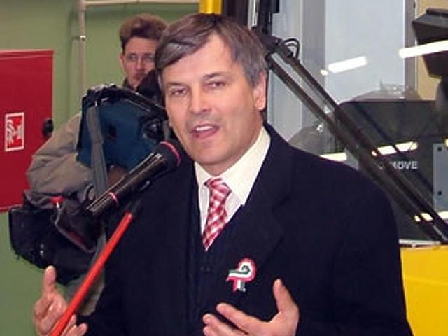 Demszky Gábor főpolgármester