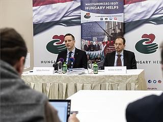 Megalakult az üldözött keresztényeket segítő Hungary Helps ügynökség