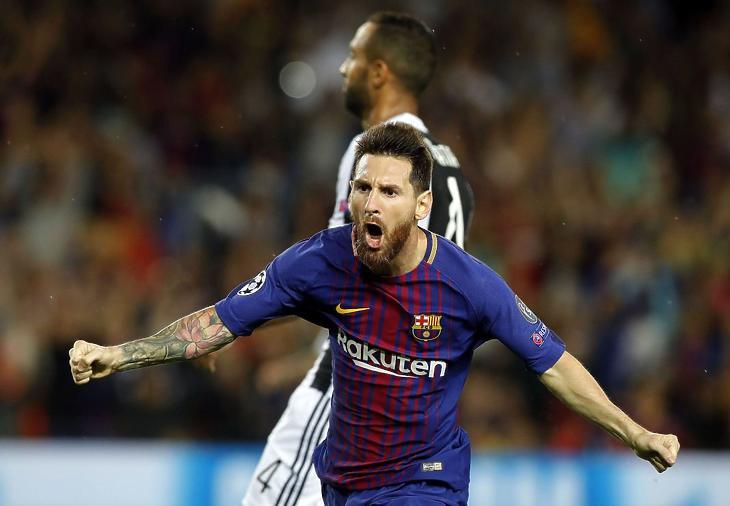 Messi és a Barca is bukott a járványon (MTI fotó)
