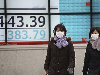 Hétfőn ismét kinyit a sanghaji tőzsde