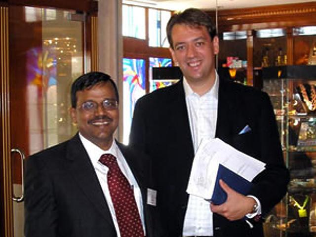 Indiai vendég