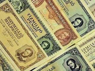 A maginfláció a nyáron elmaradt az MNB korábbi várakozásától