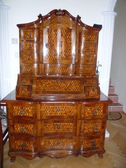 XIX. századi restaurált tabernákulum (Forrás: Galéria Savaria)