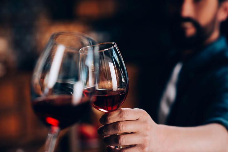Drágább lehet a bor (Forrás: Depositphotos)