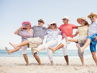 A boldog nyugdíjaskor igenis létezik: idős mentorok lesznek a példaképek a fiatalok számára