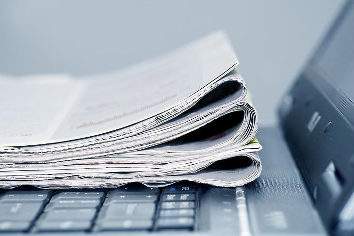 Egyre kevesebben olvasnak nyomtatott újságot (Forrás: Depositphotos)