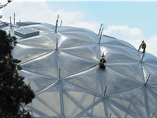 Ki tudná gazdaságosan üzemeltetni a Biodómot? - Karácsony Gergely állatkerti főigazgatót keres