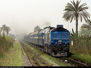 Sínen van minden idők legnagyobb magyar vasúti fejlesztése - Egyiptomban