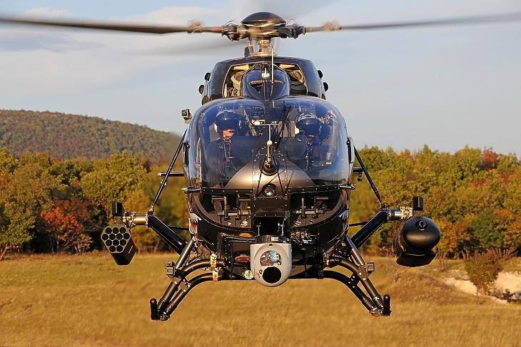Airbus H-145M (Fotó: A.Pecchi – Airbushelicopters)
