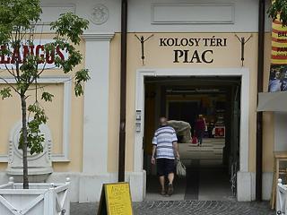 Megvan a döntés: Tiborcz-közeli cég viheti a Kolosy téri piacot