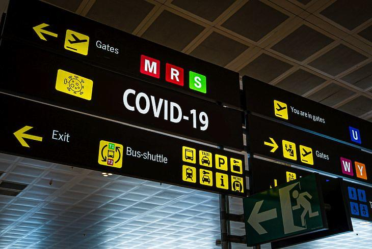 A pandémia még hozhat meglepetéseket a légi utazásokban. Fotó: Depositphotos