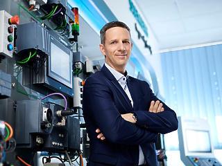 Vezetőt vált a magyar Siemens