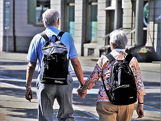 A nyugdíjasok nem akarnak dolgozni a statisztika szerint