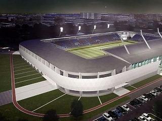 13,7 milliárdról indul az új nyíregyházi stadion beruházása