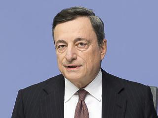 Még nem aggódik az EKB elnöke