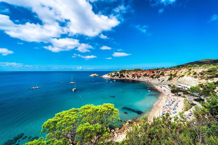 Cala d'Hort strand, Ibiza. (Depositphotos)